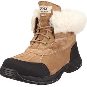 UGG Australia event winter boots.